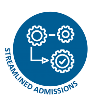 STREAMLINED ADMISSIONS